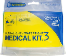 Load image into Gallery viewer, Amk Ultralight-watertight .3 - Medical Kit 1 Person-multi-use
