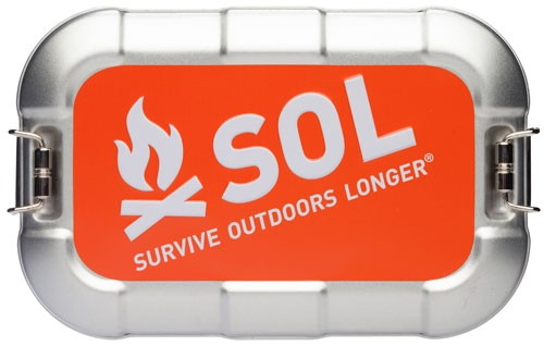 Amk Sol Traverse Survival Kit - W- Water Purification Tablets