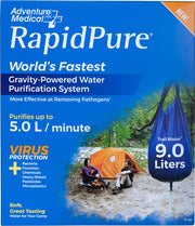 Amk Rapid Pure Trail Blazer - Gravity Purifier