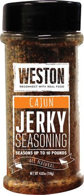 Weston Cajun Jerky Dust -