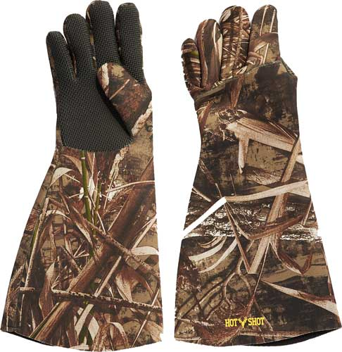 Hot Shot Neoprene Gauntlet - Glove 3.0mm Rt-max5 Xl