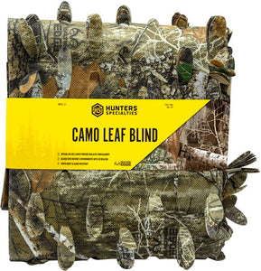 "Hs Blind Material Leaf Cut - Realtree Edge 54""x12'"