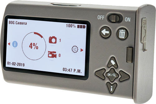 Bog Dominion Viewer-menu - For Trail Cam W-color Viewer