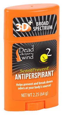 Ddw Antiperspirant E2 3d+ - Stick 2.25 Ounces