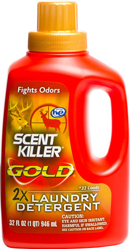 Wrc Clothing Wash Scent Killer - Gold 32fl Ounces