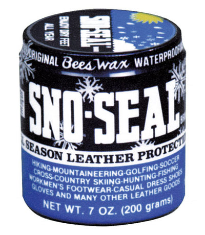 Atsko Sno-seal Beeswax Leather - Waterproofing 8fl Oz