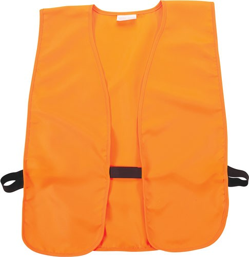 Allen Orange Hunting Vest - Youth 26-36""