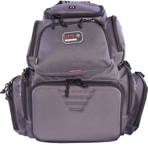Gps Handgunner Backpack - Gray