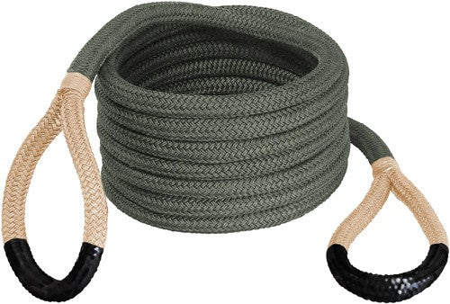 "Bubba Rope Renegade 3-4""x20' - Jeep Stretch Rope Tan Eyes"