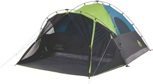 Coleman Carlsbad Darkroom Dome - Tent W-screen Room 6 Person
