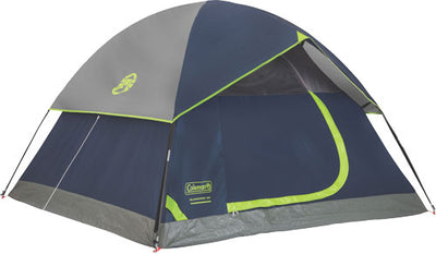 Coleman Sundome Tent 7' X 7' - 3 Person