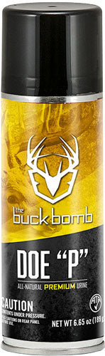 Buck Bomb Deer Lure Doe-p - Aerosol