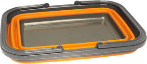 "Ust Flexware Sink Orange 2.25 - Gallon Capacity 15""x11.4""x5.9"""