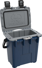 Pelican Coolers Im 20 Quart - Blue-gray Leg Cut Out