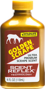 Wrc Deer Lure Golden Scrape - 4fl Oz Bottle