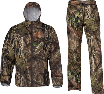 Bg Wasatch-cb Rain Suit 2-pc - Hells Canyon Camo Large