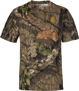 Bg Wasatch-cb T-shirt - Mo-breakup Country Camo X-lg
