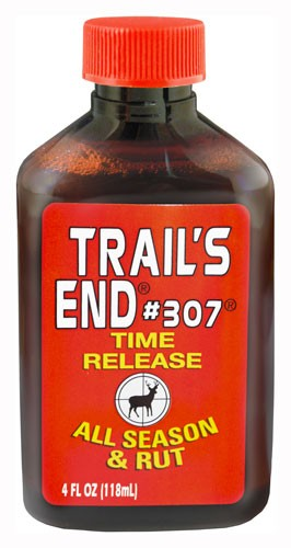 Wrc Deer Lure Trails End #307 - 4fl Oz Bottle