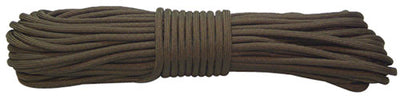 Red Rock 550 Parachute Cord - 100 Feet Olive Drab