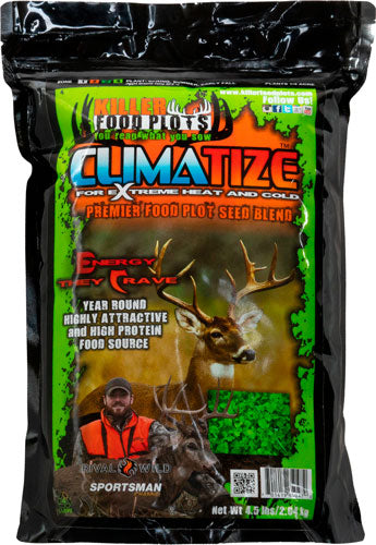Killer Food Plots Climatize - 1-4 Acre 4.5lbs