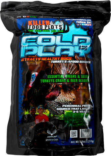 Killer Food Plots Cold Play - 1-2 Acre 5lbs