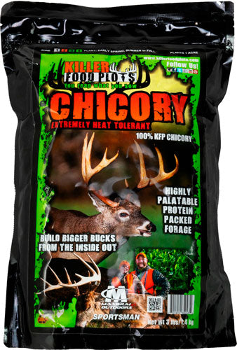 Killer Food Plots Chicory - 1 Acre 3lbs