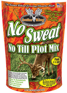 Antler King No-sweat No-till - 1-4 Acre 4.5lb Spring-fall