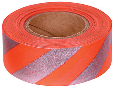 Allen Reflective Flagging Tape - 1x150 Ft Orange
