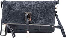 Load image into Gallery viewer, Cameleon Aya Conceal Carry - Purse Clutch-crossbody Black