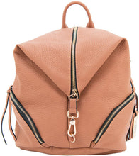 Load image into Gallery viewer, Cameleon Aurora Conceal Carry - Backpack Teardrop Shape Salmon