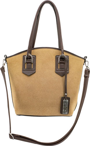 Cameleon Selene Conceal Carry - Purse Open Tote Tan