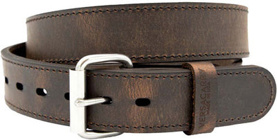"Versacarry Double Ply Belt - 48""x1.5"" Water Buffalo Brown"
