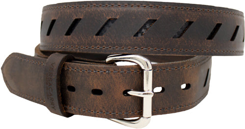 "Vc Compound Double Ply Belt - 34""x1.5"" Leather-kydex Brown"