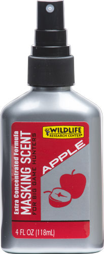 Wrc Masking Scent Apple X-tra - Concentrated 4fl Oz Bottle
