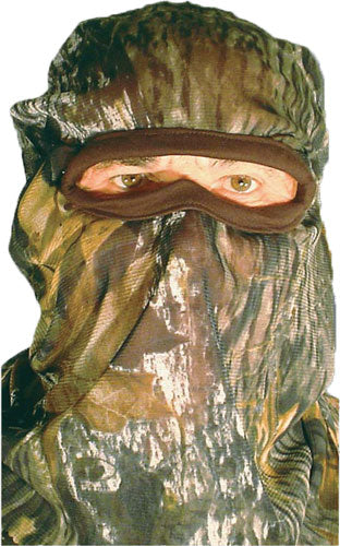 Quaker Boy Face Mask Bandit - Elite Full Mossy Oak Break-up