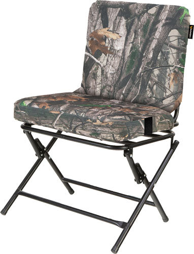Allen Swivel Chair Padded Back - Seat Next G2 Camo