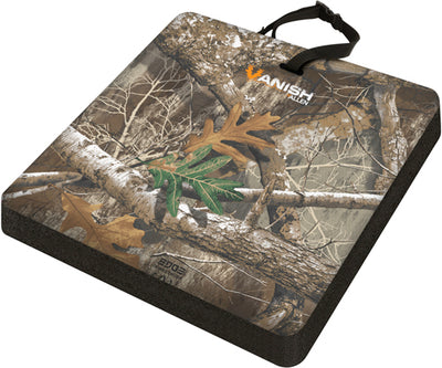 "Allen Xl Foam Cushion Tie Down - Strap 15""x14""x2"" Realtree Edge"