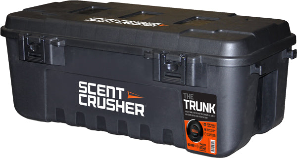 Scentcrusher The Trunk 108qt - Cpcty W-wheels & Halo Generatr