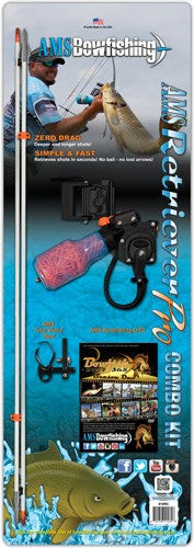 Ams Bowfishing Retriever Pro - Combo Kit Rh