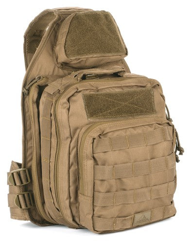 Red Rock Recon Sling Bag Darke - Tear Away Feature Main Compart