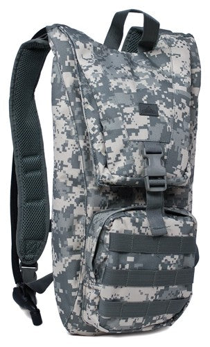 Red Rock Hydration Pack Acu - W-2.5-liter Water Bladder!