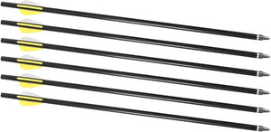 "Traditions Arrows 16"" 6-pack - For Xbr Arrow Launcher"