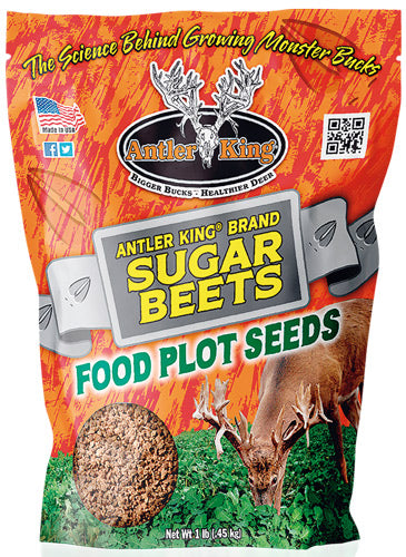 Antler King Sugar Beets 1# Bag - Annual 1-8 Acre