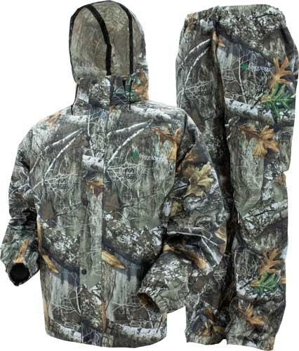 Frogg Toggs Rain & Wind Suit - All Sports X-large Rt-edge