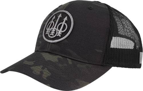 Beretta Cap Trucker L.profile - Cotton Mesh Back Multicam