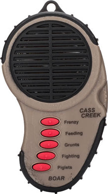 Cass Creek Ergo Game Call - For Boar