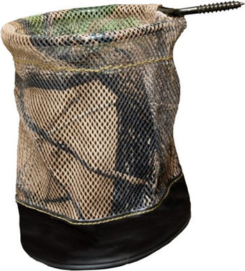 Muddy Screw In Drink Holder - Ring With Camo Mesh Holder