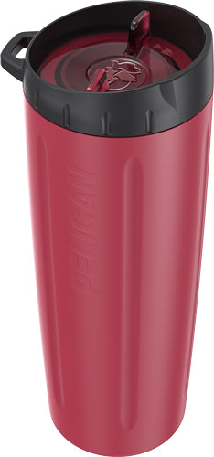 Pelican Day Venture Tumbler - Twist Top Lid 22oz Red