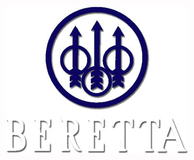 Beretta Trident Decal-blue -