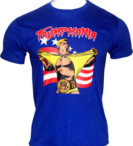 Gi Men's T-shirt Trumpmania - Xx-large Blue